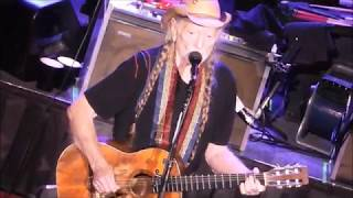 Willie Nelson & Family...Mamas Don't Let Your Babies Grow Up To Be Cowboys...LA, CA...8-17-17