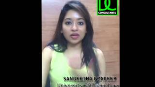 DILINGER CONSULTANTS - Sangeetha Pradeep - University of Technology Sydney (UTS) - AUSTRALIA