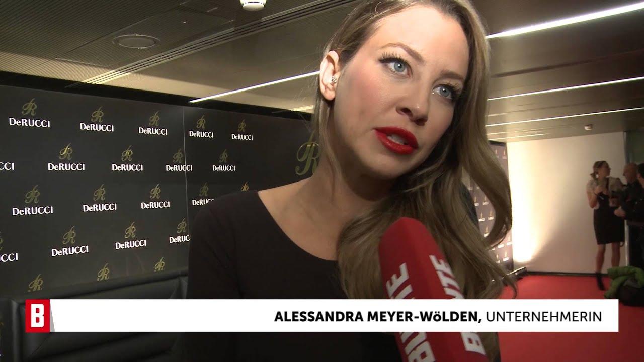 BUNTE TV - Alessandra Meyer-Wölden: Das sagt sie zu ihrem Ex!