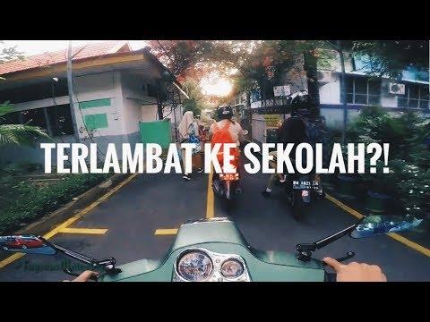 My Daily Vlog at SMAN 1 Pekanbaru | MotovlogPekanbaru#005