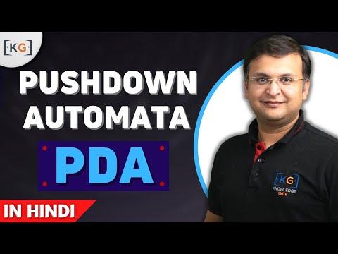 Pushdown Automata | TOC | THEORY OF COMPUTATION | AUTOMATA | COMPUTER SCIENCE | part-60