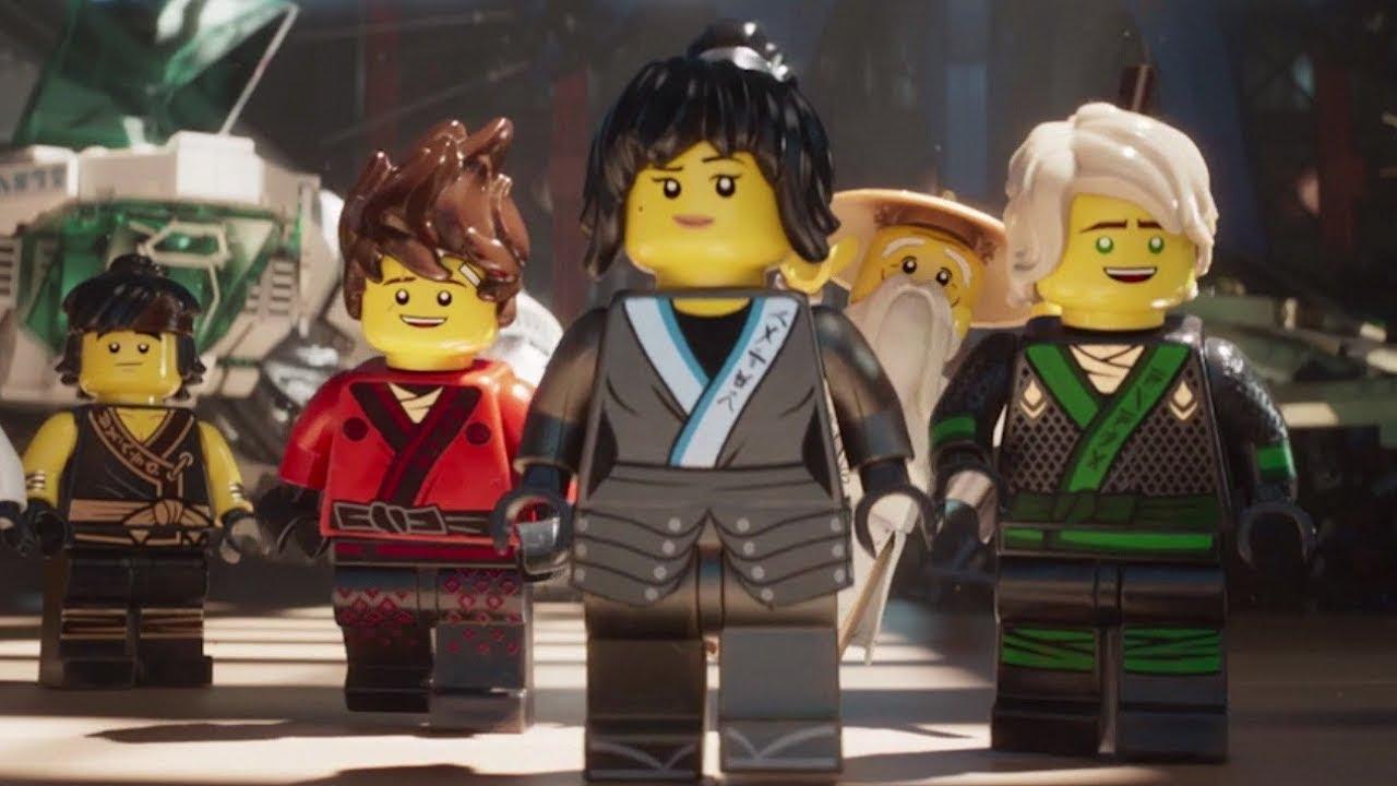 The LEGO Ninjago Movie Videogame - Walkthrough Part 1 ...