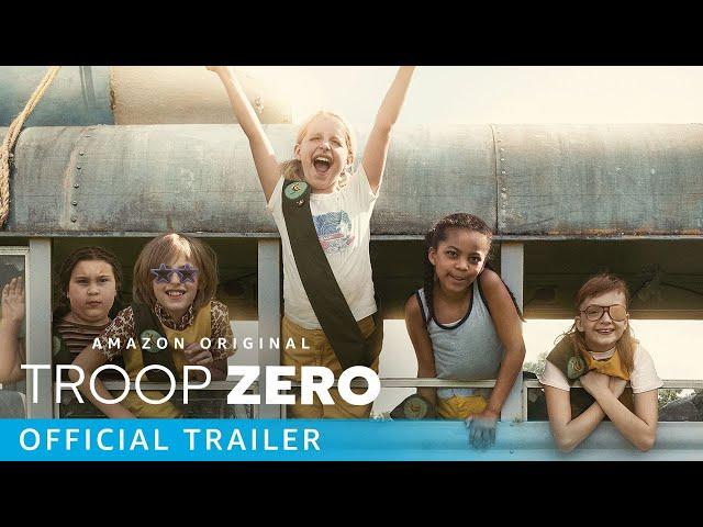 Troop Zero - Official Trailer | Prime Video