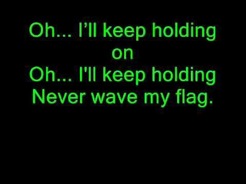 Mary Mary  - Never Wave My Flag With Lyrics (Something Big Album)