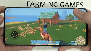 TOP 10 BEST FARMING GAMES FOR ANDROID & IOS IN 2020/2021 | HGH GRAPHICS GAMES screenshot 4