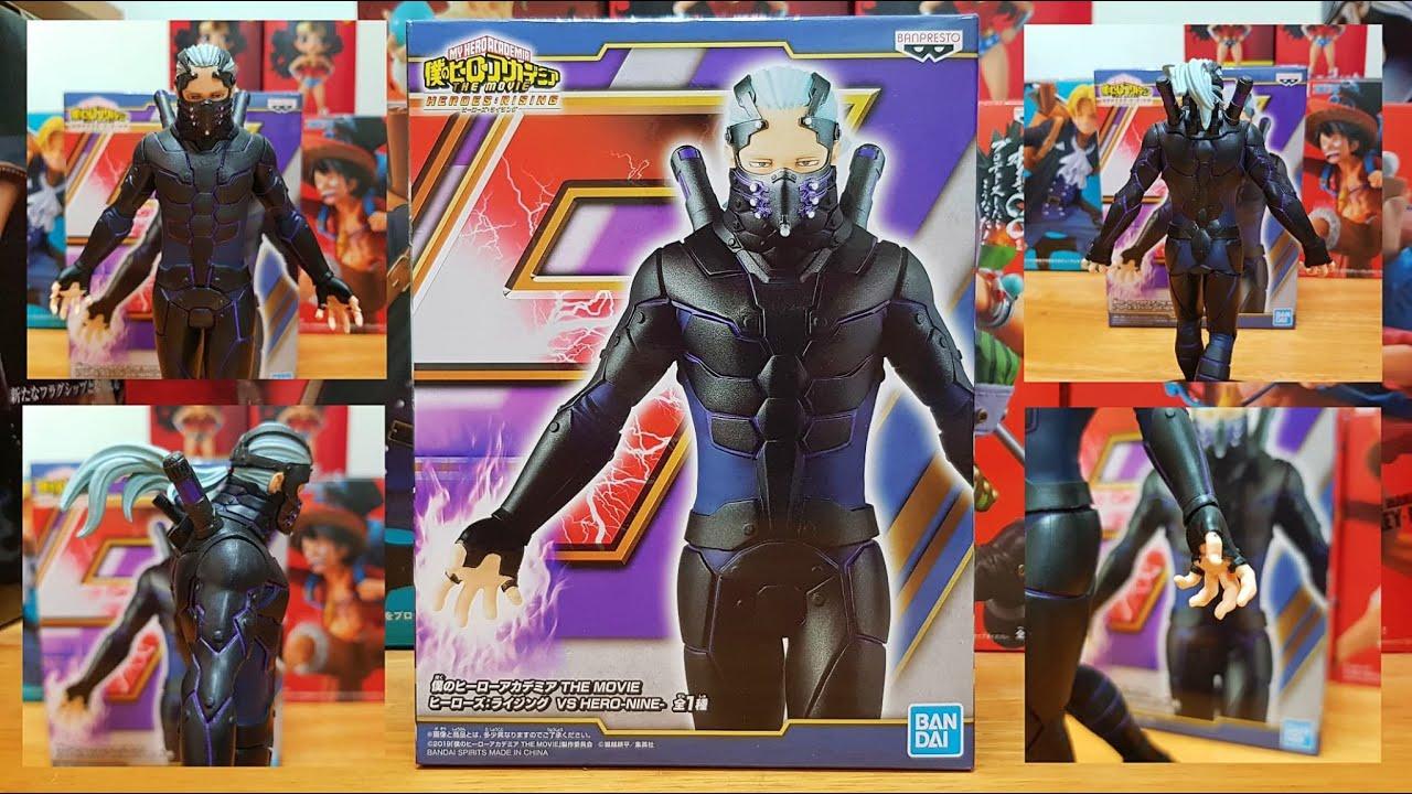 #แกะโชว์มุนอุ้ยปุ้ย!! EP.22 My Hero Academia The Movie Heroes Rising - Nine!!