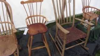 Best Of Green Woodworking - Bodgers Ball Competition Classes Chairs And Stools