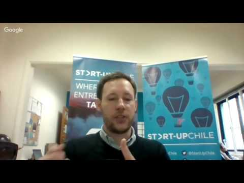 Start-Up Chile Seed Q&A | Generation 17
