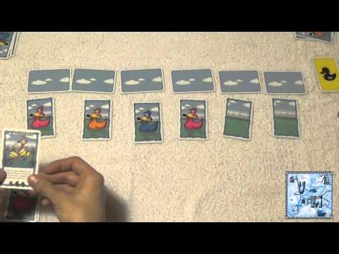 Tiro al pato juego de mesa gameplay youtube for Viciados de mesa