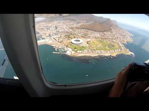 Flying South Africa (Stellenbosch - Cape Peninsula)