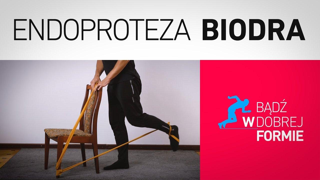 Endoproteza Biodra ćwiczenia I Wskazówki
