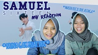 Video Samuel (사무엘) - Sixteen (Feat. Changmo) [MV Reaction] || DEK GANTENG BATT ASTAGA NUNA GAKKUAT download MP3, 3GP, MP4, WEBM, AVI, FLV Mei 2018