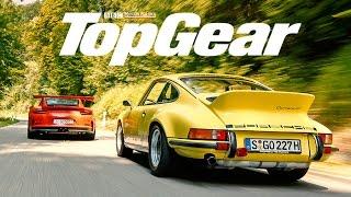 Porsche 911 2.7 RS vs GT3 RS | TopGear Polska | TEST
