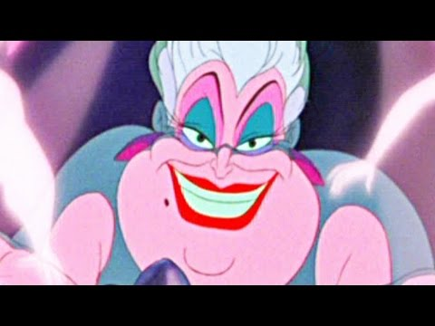 The Little Mermaid | Poor Unfortunate Souls | Disney Sing-Al