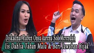 Download Lagu Diskakmat Ruben Onsu karena Sok Merendah, Iis Dahlia Tahan Malu & Beri Jawaban Bijak mp3