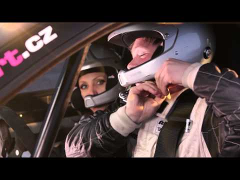 Funny Rally -  Driver before the race