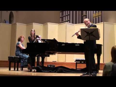 Tango Variation by Clifford Benson - William Bennett flute