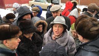 Обманутые вкладчики трех банков вновь пытались штурмовать офис АСВ в Москве