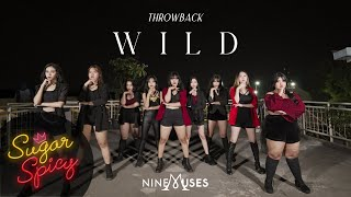 9MUSES(나인뮤지스) _ Wild(와일드) [THROWBACK] by SUGAR X SPICY from …