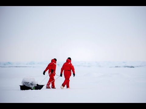 Historic Research Expedition To Arctic Ocean