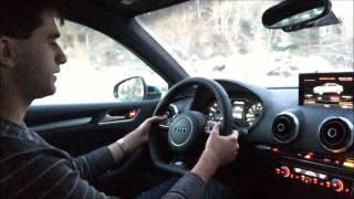 2015 Audi S3 Test Drive Part 1 of 2