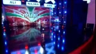 Arabs Got Talent - Ep2 - ياسمين بيطار