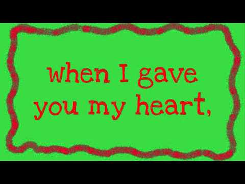 All Time Low - Merry Christmas (Kiss my ass) KARAOKE