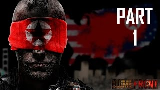 Homefront Walkthrough Gameplay Part 1 Campaign Mission 1 [ WHY WE FIGHT ]