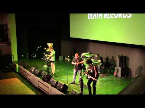"SWANAGE performs "" Phantom Of The Paradise """