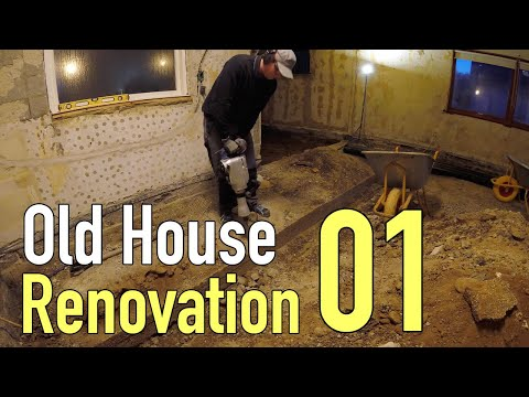 Old House Budget Renovation - Part 01