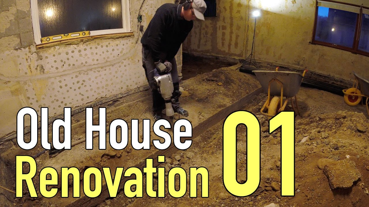 Old House Budget Renovation Part 01 You