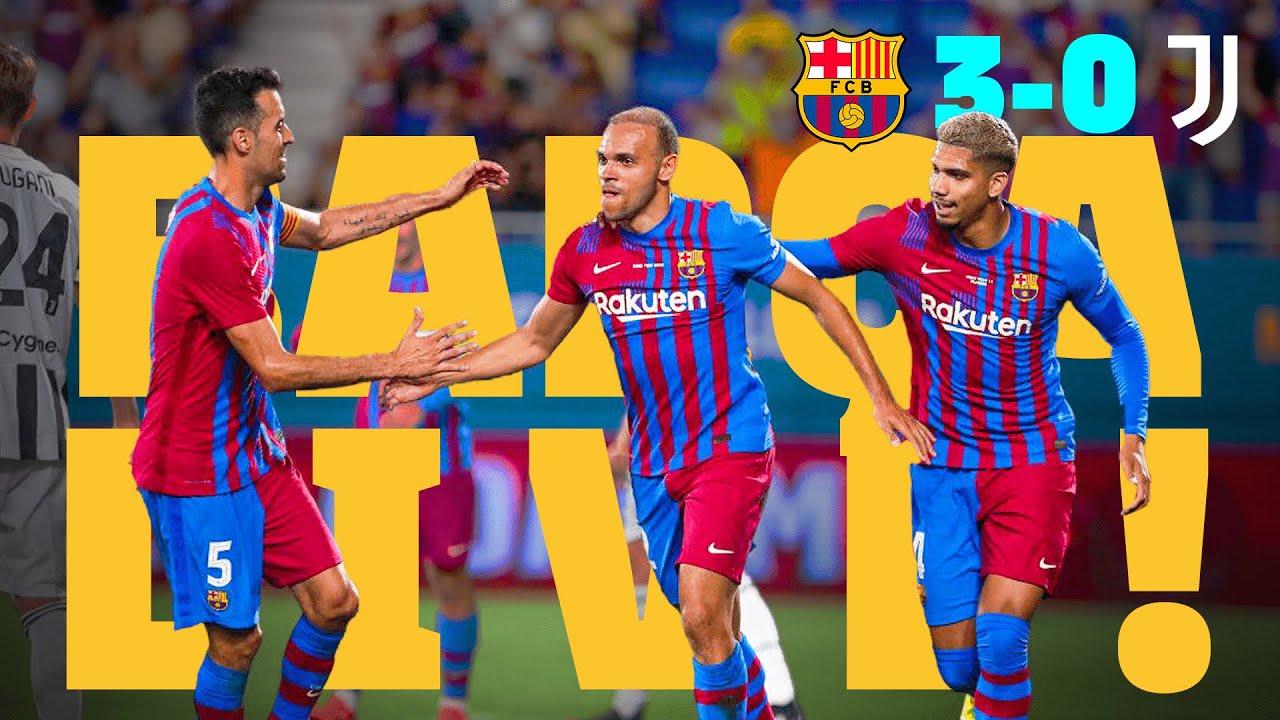 FC Barcelona Versus Juventus Joan Gamper Trophy Preview: Team ...