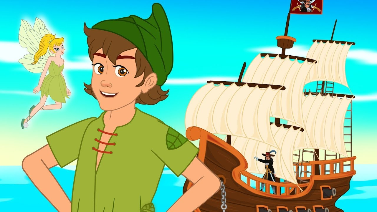 It is an image of Crush Peter Pan Photos