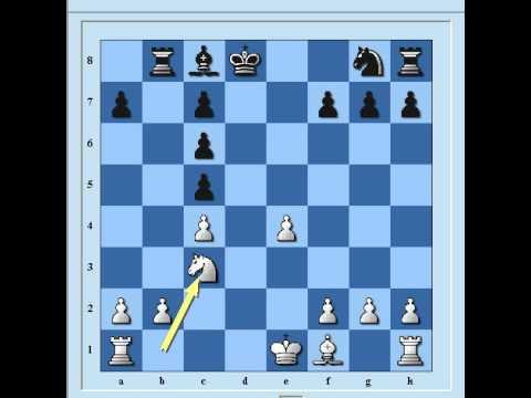 شطرنج دفاع اسكوتلندي