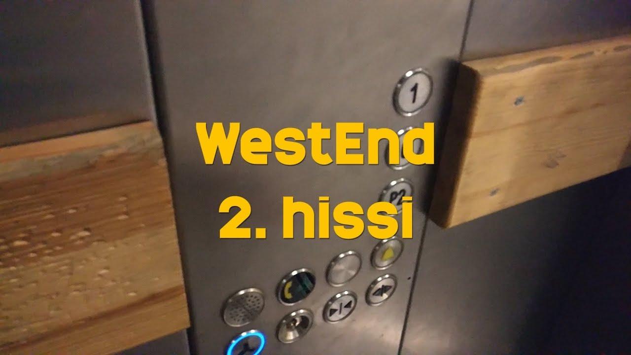 konehuoneeton hissi