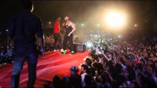 Yo Yo Honey Singh & Mafia Mundeer at Bannu Ground, Dehradun