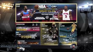 NBA 2K12 Create A Legend - Jeremy Lin Ep. 1 Feat. AntoDaBoss