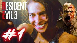 RESIDENT EVIL 3 #1: NÀNG TIÊN GIỮA THÀNH PHỐ NGẬP NGỤA ZOMBIE !!! Ngọt nước LV max !!!