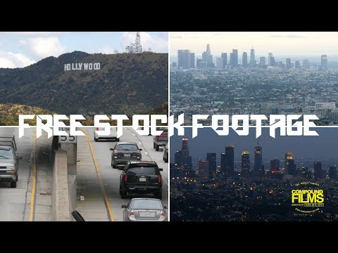 Free Stock Footage | Thank You From Compound Films