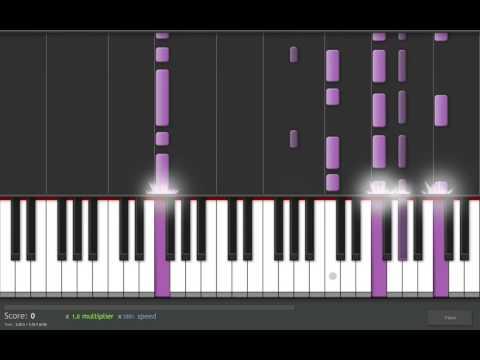 Leona Lewis- Run (tutorial)