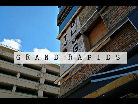 Downtown Grand Rapids, MI | Cinematic Film