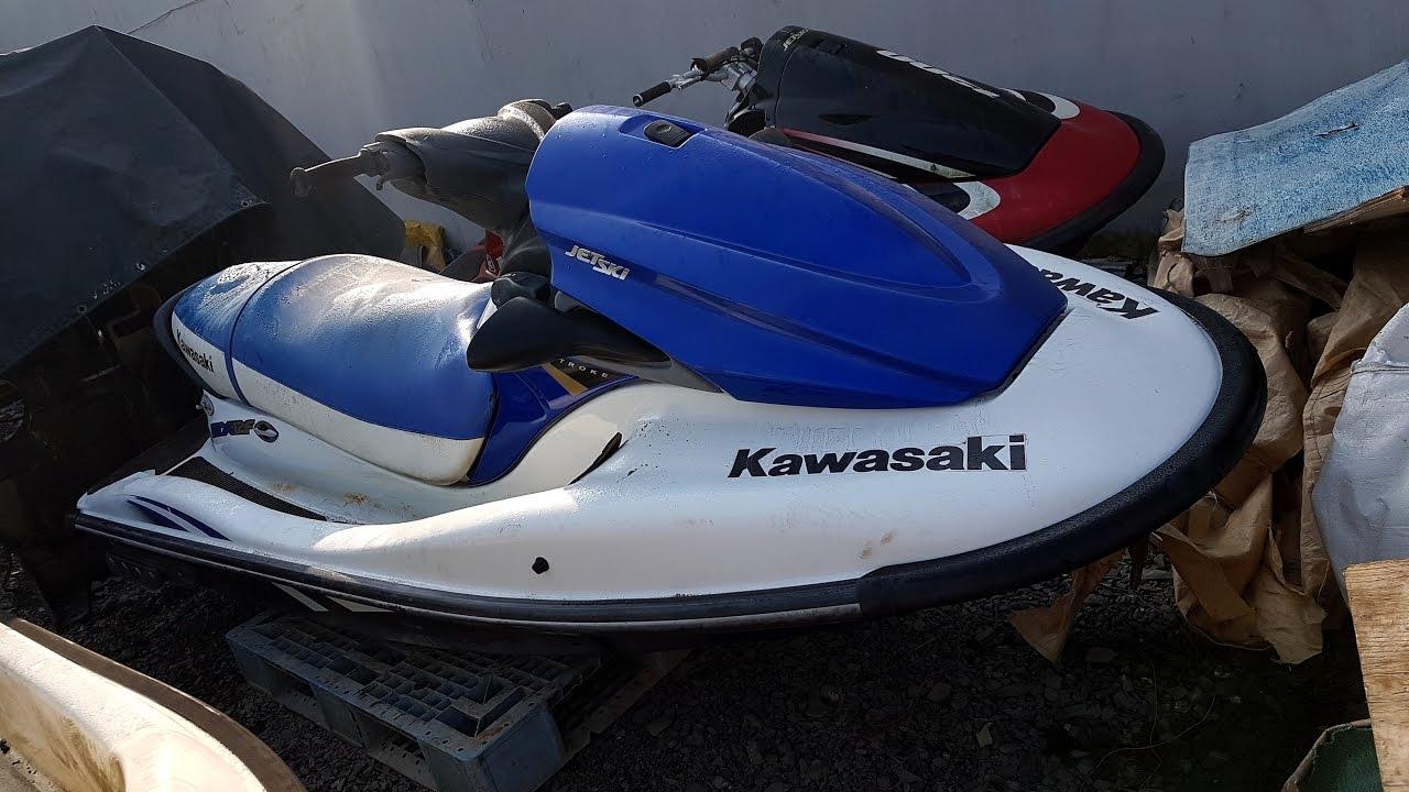 Đề máy Kawasaki Jet Ski STX 12F 2007 ( 1200cc )
