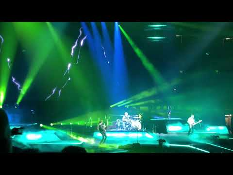 Muse live from Dallas AAC - Thought Contagion