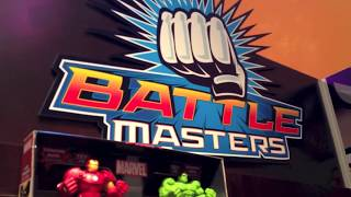 Transformers Battle Masters and Marvel Battle Masters for 2014