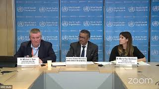 Live from WHO Headquarters - Daily press briefing on COVID-19 - 13MARCH2020