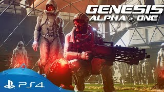 Genesis: Alpha One | Planetary Landing Trailer | PS4
