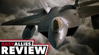 Ace Combat 7: Skies Unknown - Easy Allies Review (Video Game Video Review)