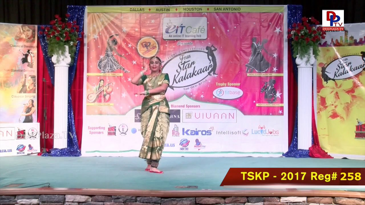 Finals Performance - Reg# TSK2017P258 - Texas Star Kalakaar 2017