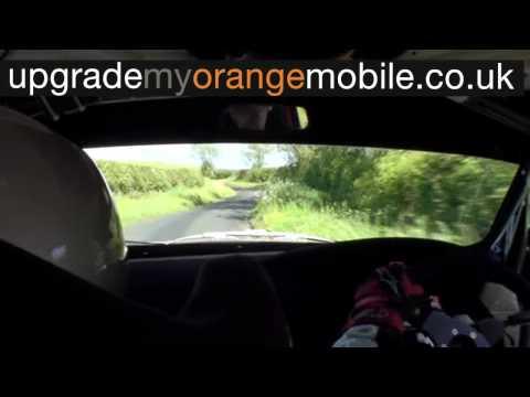 Damian Cole / James Morgan Jim Clark National Rally 2011