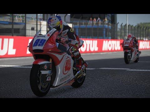 MotoGP 17 | RACE Moto2  |  TT ASSEN 2017 | Khairul Pawi  | Gameplay